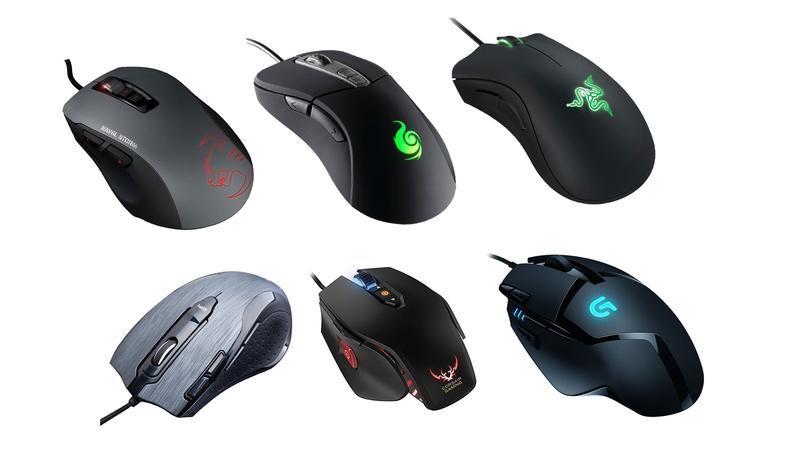 Лучшая игровая мышь 2020