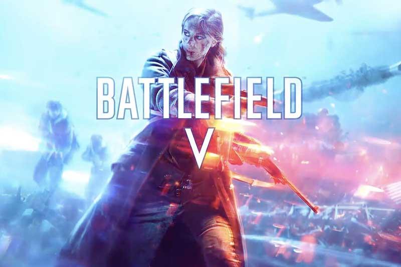 DICE бросает все силы новый Battlefield