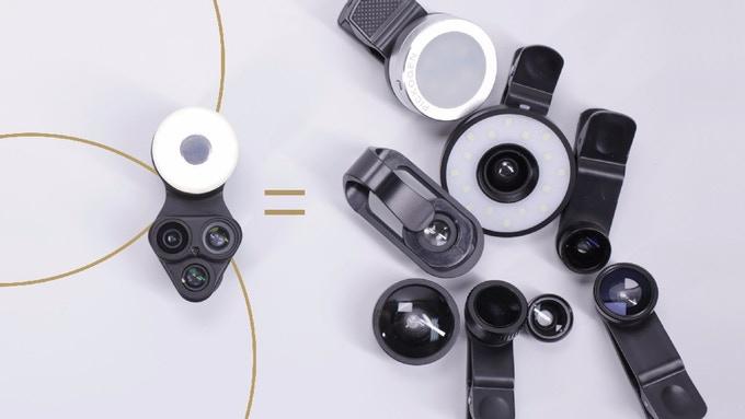 192-мегапиксельная камера в телефоне
