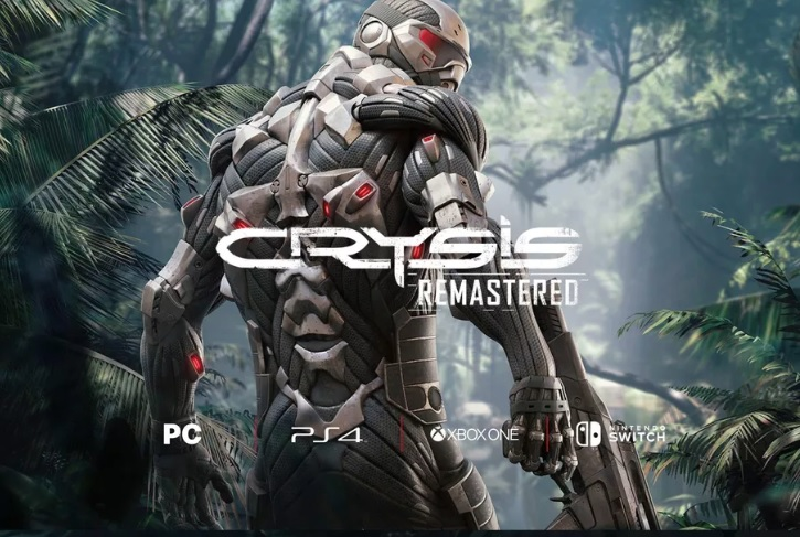 Crysis Remastered утечка о выходе на Nintendo Switch