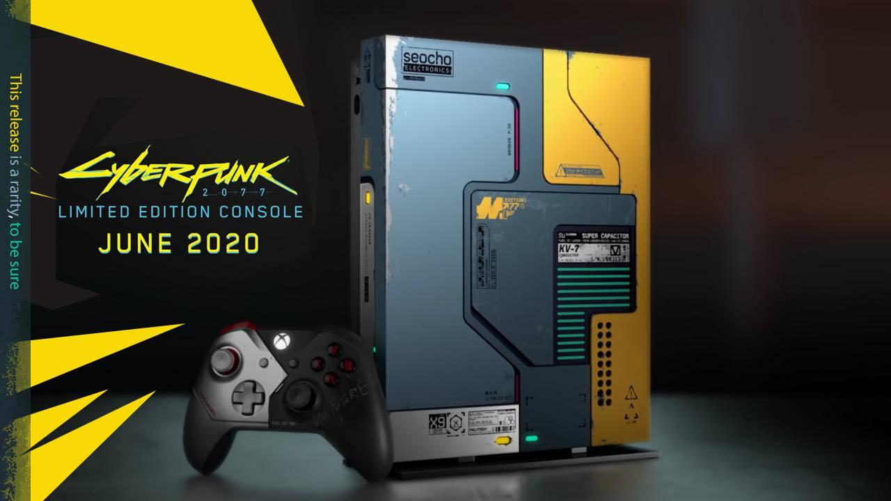 xbox cyberpunk