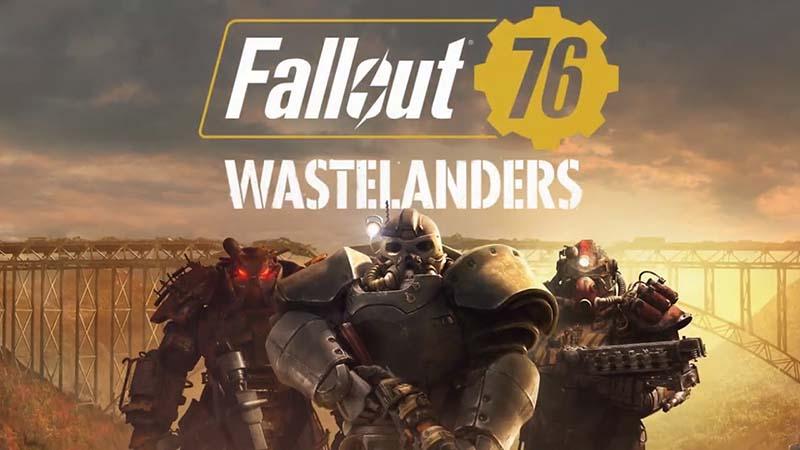 Новые NPC в Fallout 76 лутают трупы игроков