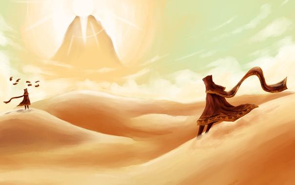 Игра Journey эксклюзив Epic Games Store появиться в Steam