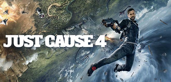 Just Cause 4 бесплатно в магазине Epic Games на следующей неделе
