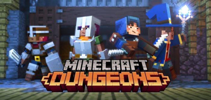 Minecraft Dungeons – замечательный гибрид жанров