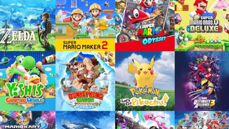 Лучшие игры на Nintendo Switch за Апрель 2020