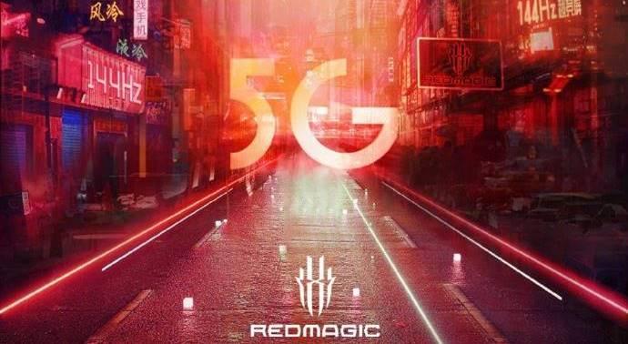 RedMagic 5G первый телефон с экраном 144 Гц