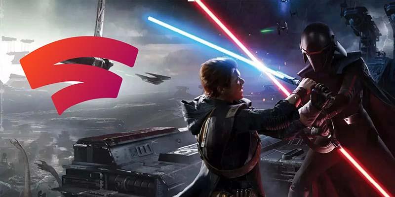 Звездные Войны и остальные тайтлы EA будут доступны в Google Stadia