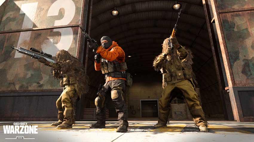 warzone squad