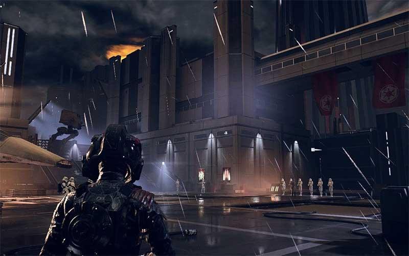 Новые Звёздные войны от EA