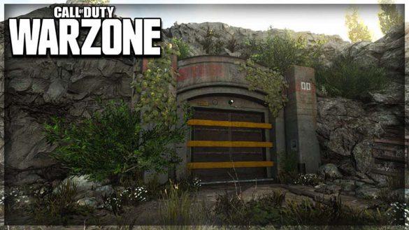 Warzone бункер
