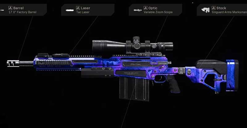Jak odblokować Lonely Lagoon AX50 w Call of Duty: Warzone