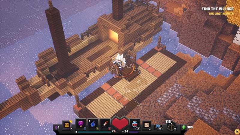 Есть ли в Minecraft Dungeons секреты?