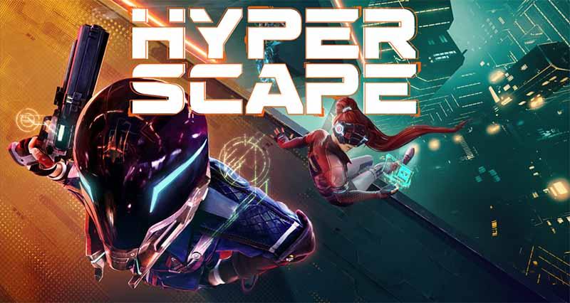 Hyper Scape хаки и их способности