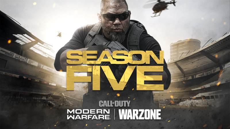 Кращий SMG в Warzone в 5 сезоні