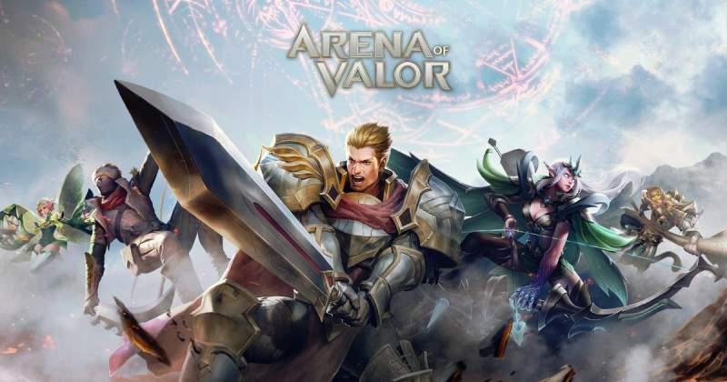 Arena of Valor андроид