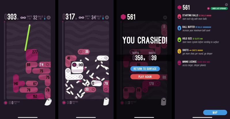Holedown на андроид