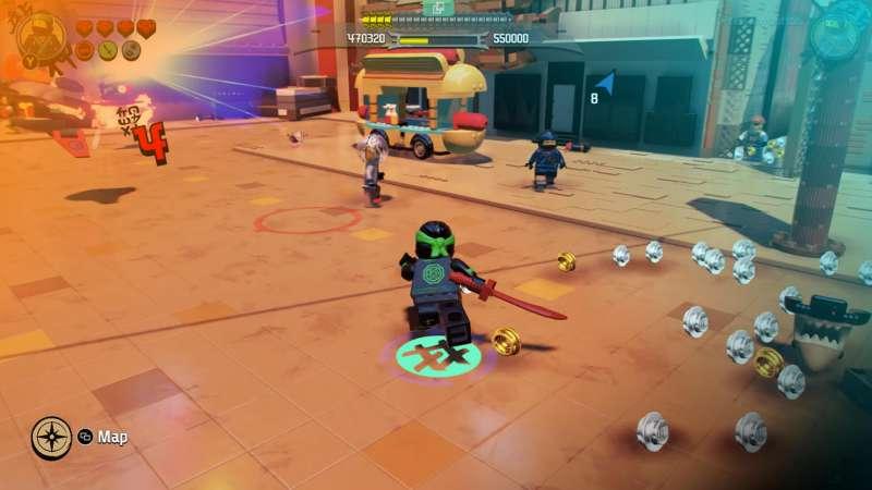 LEGO games андроид