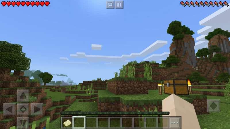 Minecraft андроид