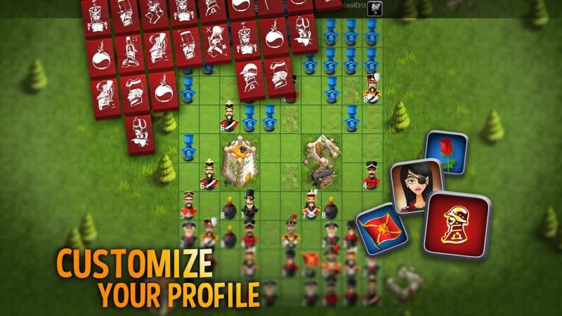 настольные игры онлайн андроид