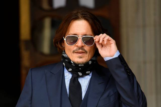 Johnny Depp hat den Platz verloren