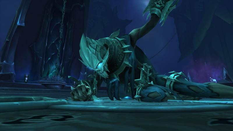 легендарные предметы Shadowlands