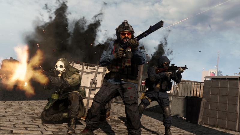Лучшие винтовки Warzone