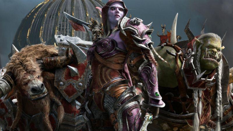 10 сильнейших членов Орды в World Of Warcraft
