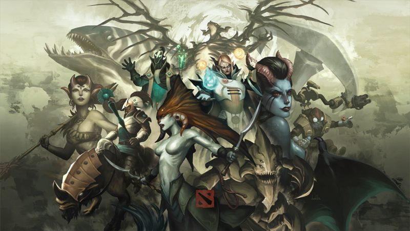 Best Dota 2 settings for low end pc