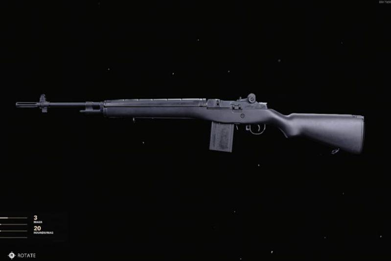 Najlepszy wyposażenie DMR 14 Warzone