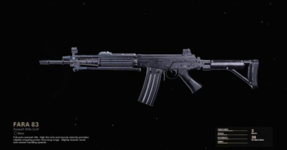 FARA 83 Warzone